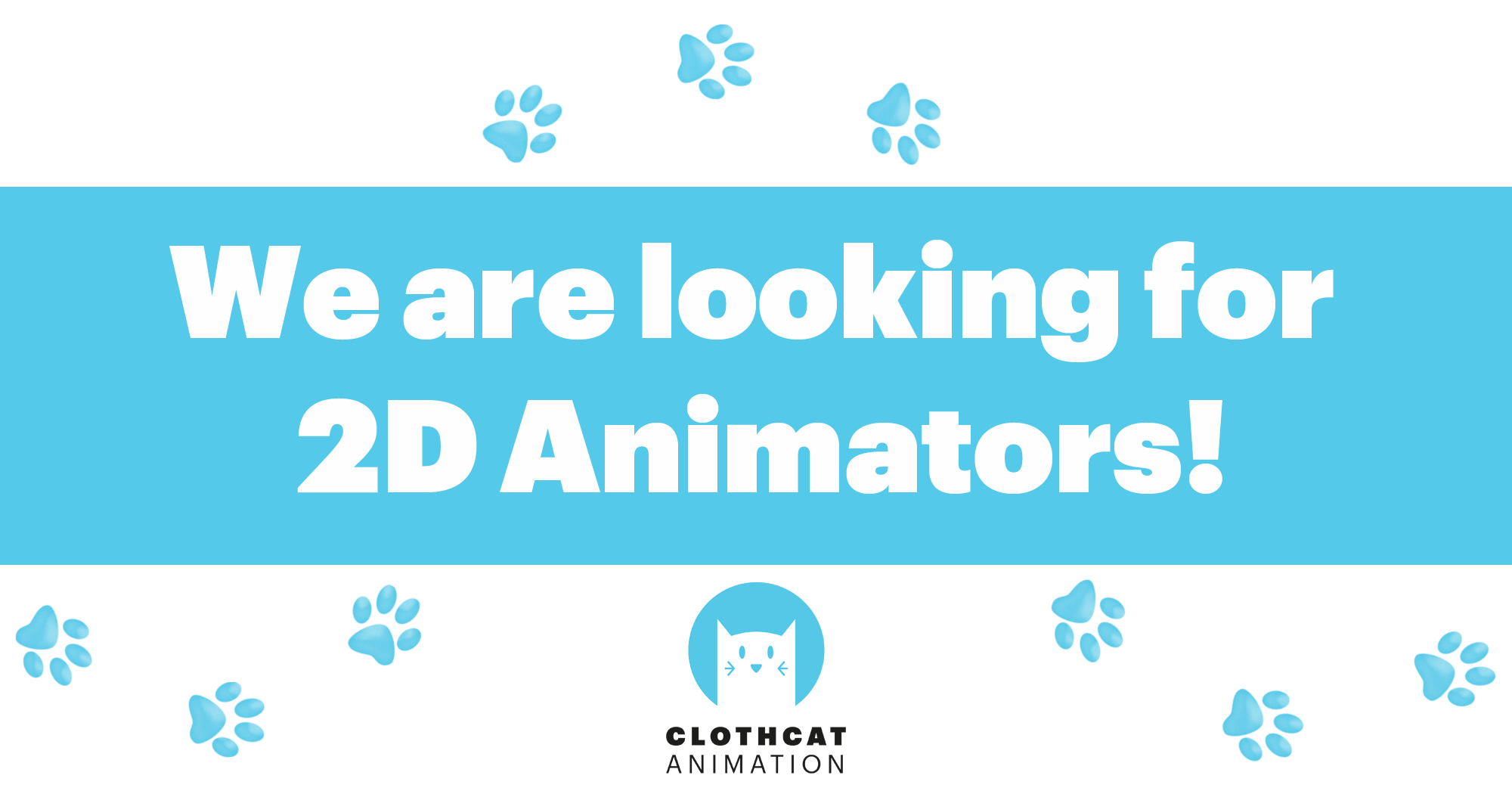 Cloth Cat Are Hiring